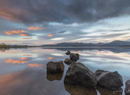Photographing Scotland - The Trossachs