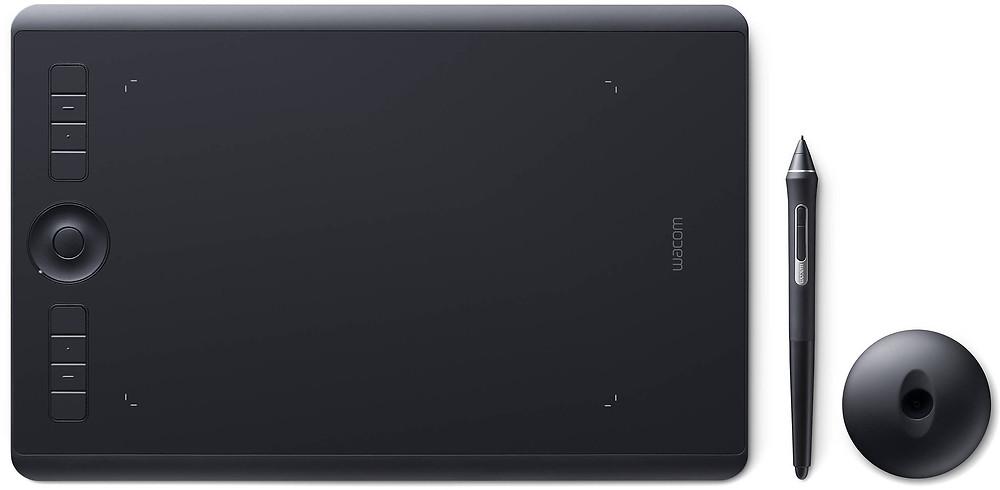 Wacom Intuos Pro M Graphics Tablet