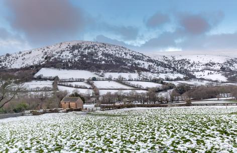 Winter at Brecon