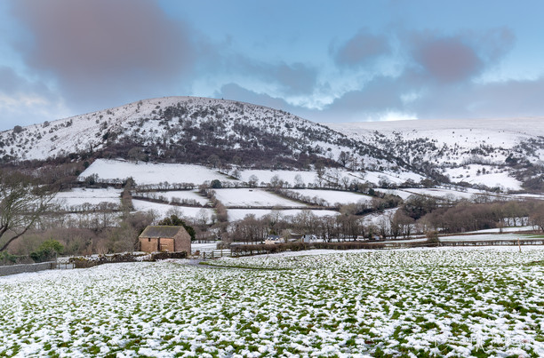 Winter at Brecon