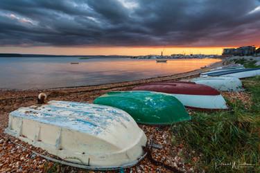 Quay Side Sunset