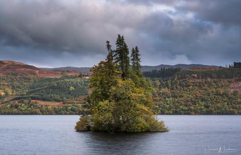 Cherry Island, Loch Ness