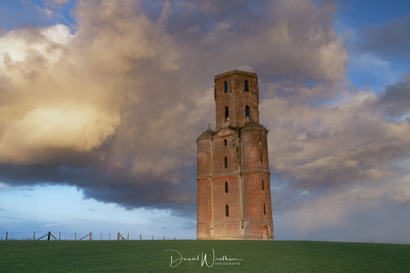 Storm Clouds at Horton Tower