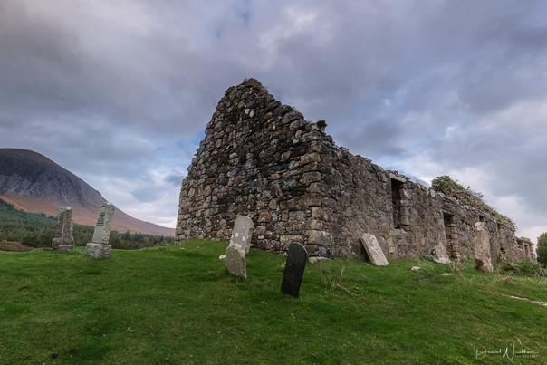 Cill Chriosd Commonwealth Graves