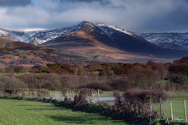 The Back of Snowdonia