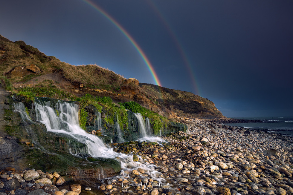 Long Exposure Rainbow