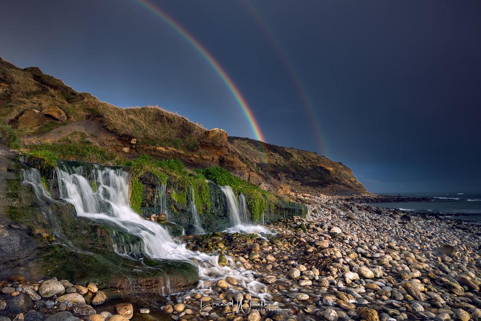 Long Exposure Rainbow