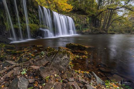 The Upper Gushing Falls