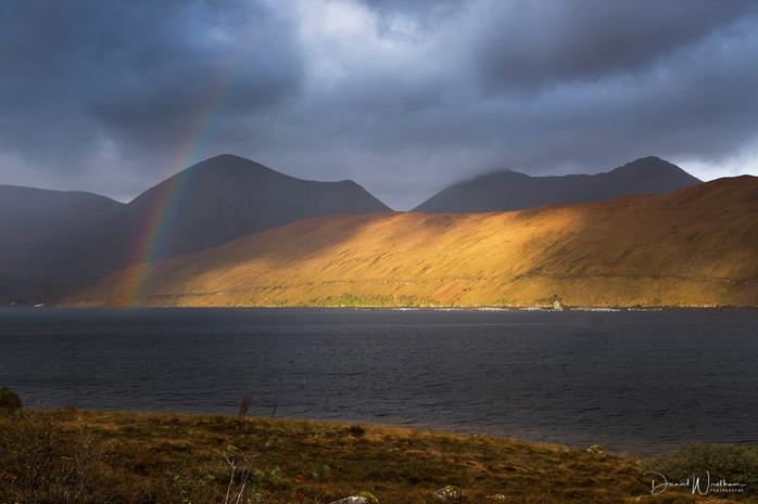 Rainbows at Skye