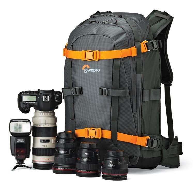 LowePro Whistler AW 350 Backpack Review, Landscape Photography