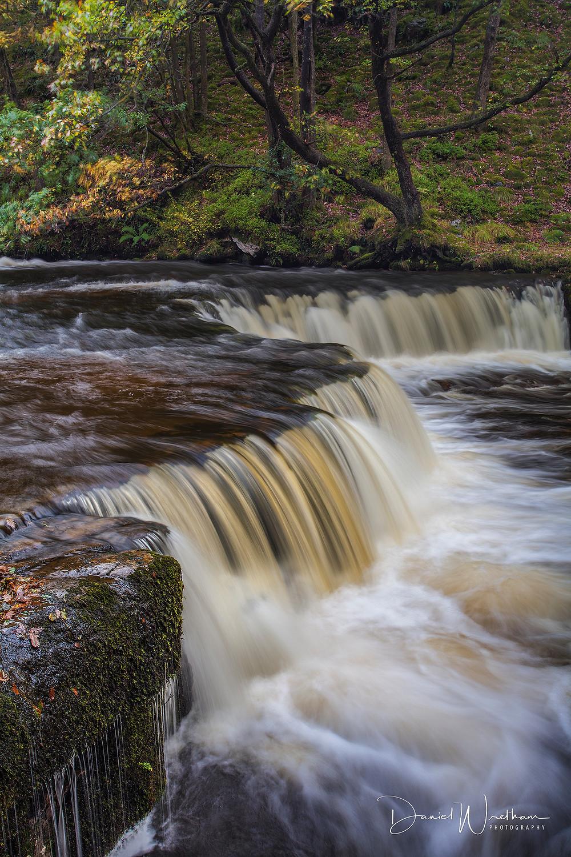 Sgwd y Bedol Waterfall, Amazing Waterfall, Welsh Waterfalls