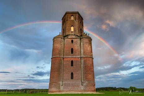 May Day Rainbow