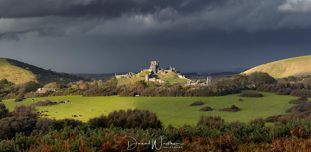 Corfe Castle Light