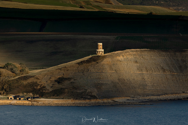 Light at Clavell's Tower