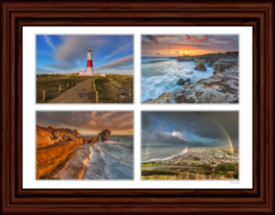 Portland Pictures, Portland Bill, Portland Sunset, Portland Rainbow, Portland Seascape