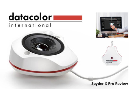 Datacolor Spyder X Pro Review
