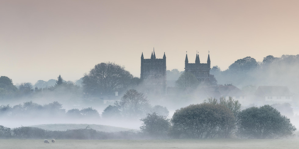 Mist at the Minster