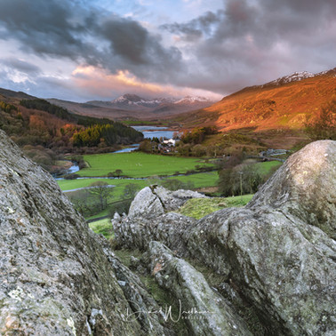 Capel Curig Pinnacles