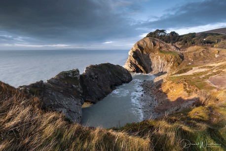 Morning Light at Stair Hole