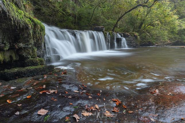 The Lower Gushing Falls