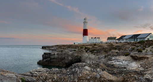 Subtle Hues at Portland Bill