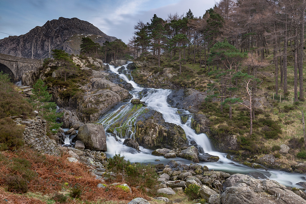 Ogwen Falls, Ogwen Valley, Tryfan,Snowdonia, Snowdon View, Landscape Photography, Blog, Daniel Wretham, Light, Photographing Snowdonia, Sunrise, Sunset, Mountain,