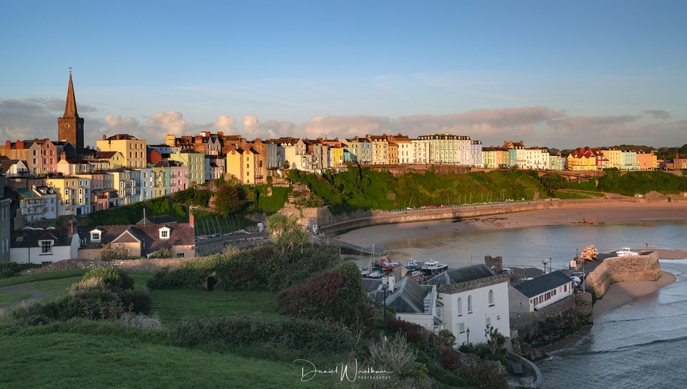 United Colours of Tenby