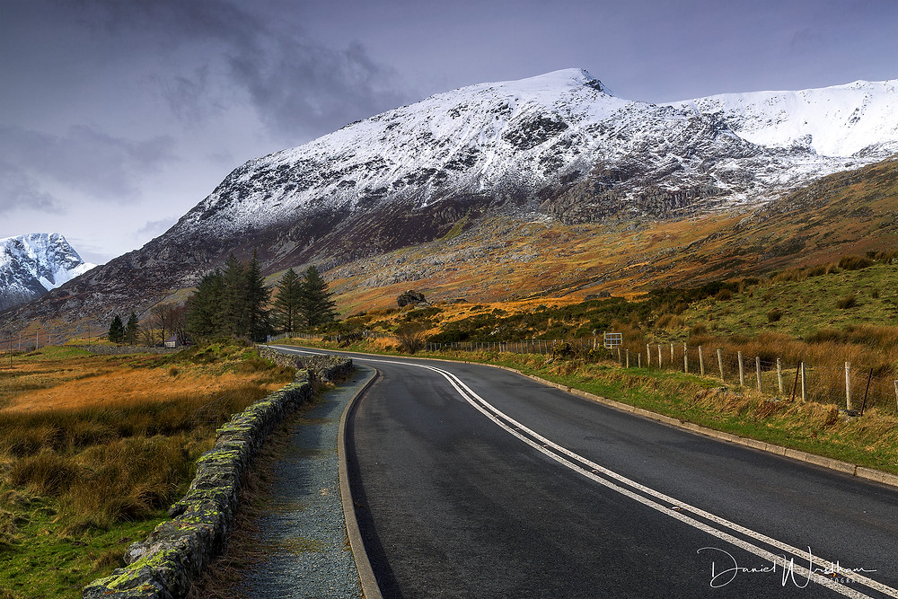landscape photography blog snowdonia mountains daniel wretham snow hints & tips