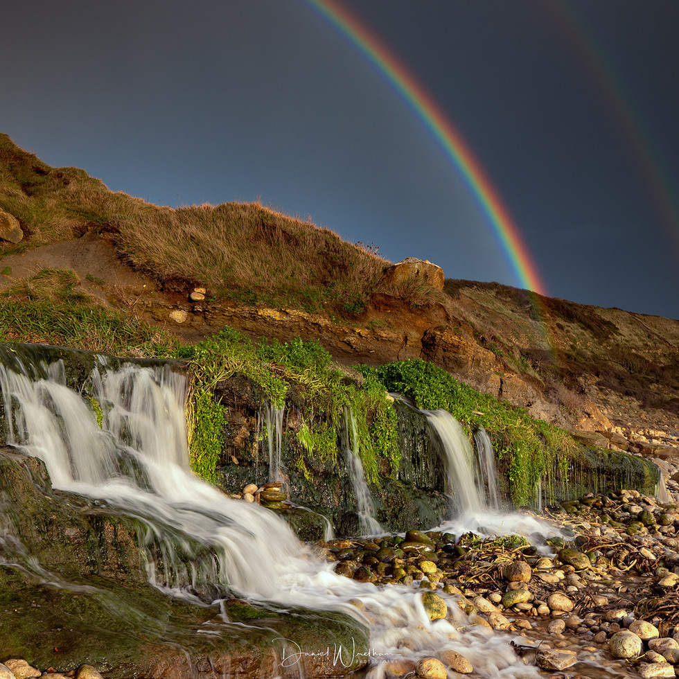 Rainbows & Waterfalls