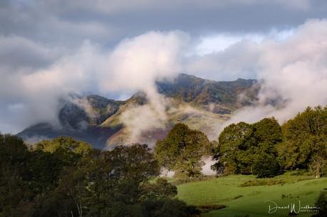 Misty Peaks