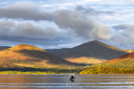 Tranquility at Loch Lomond