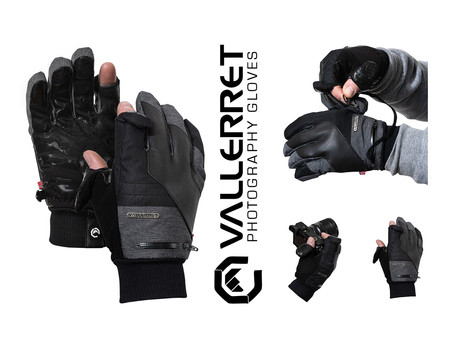 Vallerret Markhof Pro 2.0 Photography Gloves Review