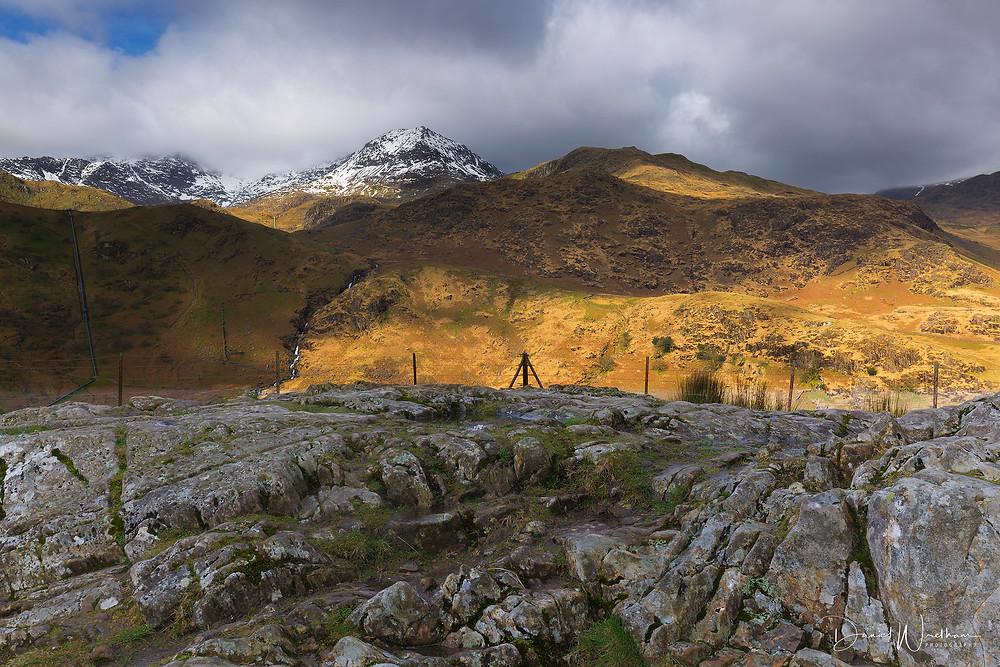 Snowdonia, Crib Goch, Snowdon View, Landscape Photography, Blog, Daniel Wretham, Light, Photographing Snowdonia,