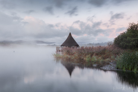 Llangorse Lake Mist