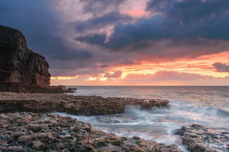 Sunrise Over Seacombe