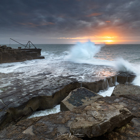 Storm Dennis Sunrise 2