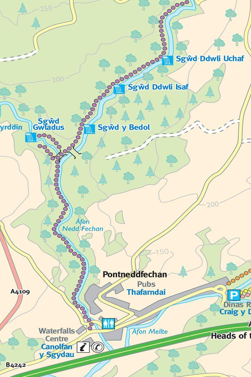 The Eldir Trail Map, Landscape photography