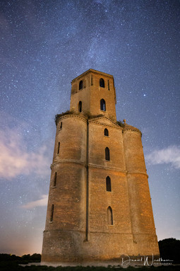 Night Sky at Horton Tower