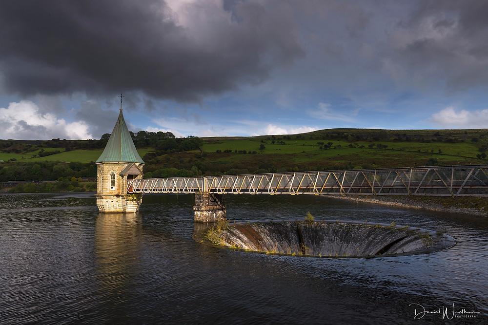 Pontsticill reservoir Wales Brecon Beacons