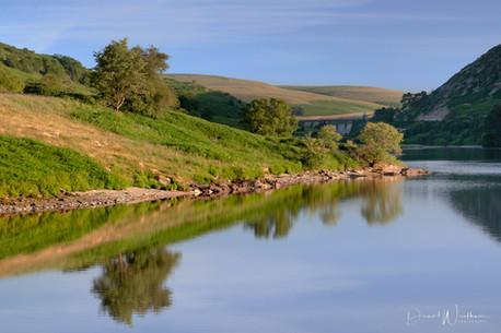 Pen Y Garreg Reservoir
