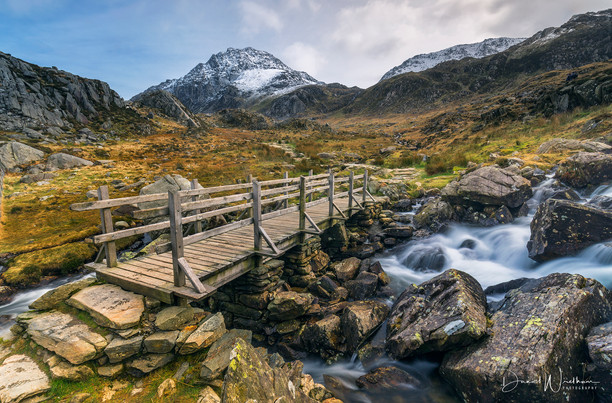 The Path to Llyn Idwal