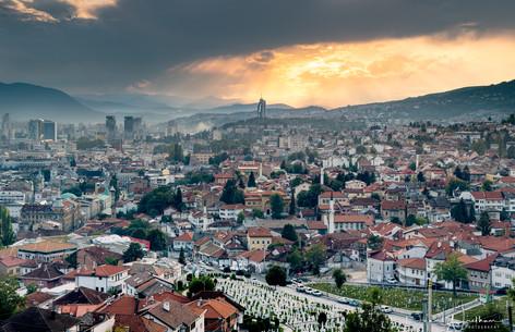 Under Sarajevo Sky