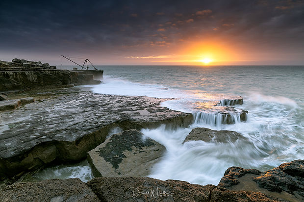 Storm Dennis Sunrise