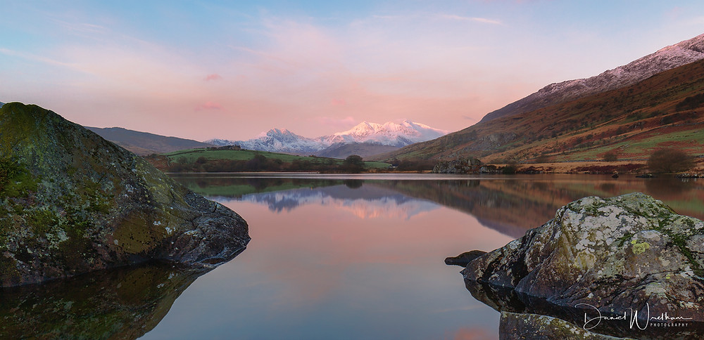 Snowdonia, Snowdon, Llyn Mymbyr, Wales, Welsh, Landscape Photography, Daniel Wretham, Sunrise, Sunset, Snowdonia Sunrise, Mountains, Amazing
