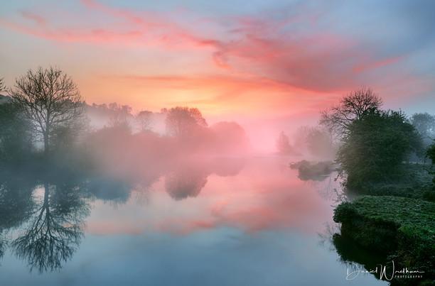 Eye Bridge Sunrise