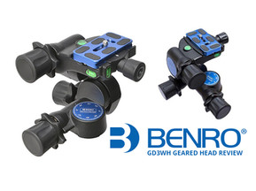 Benro GD3WH Geared Head Review