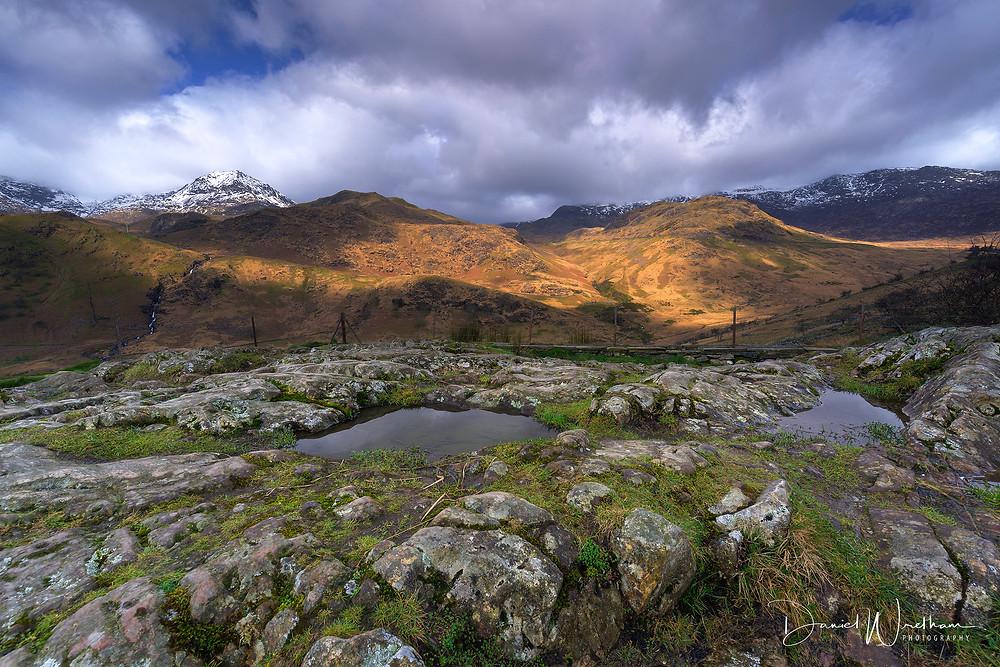 Snowdonia, Crib Goch, Snowdon View, Landscape Photography, Blog, Daniel Wretham, Light, Photographing Snowdonia, Shooting Snowdonia