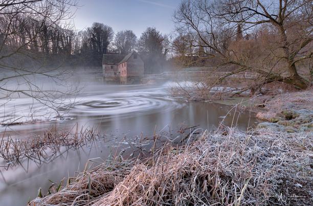 December at Sturminster Mill