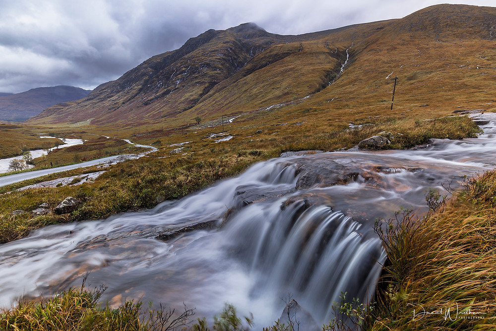 Glen Etive, Scottish Landscapes, Photographing Scotland