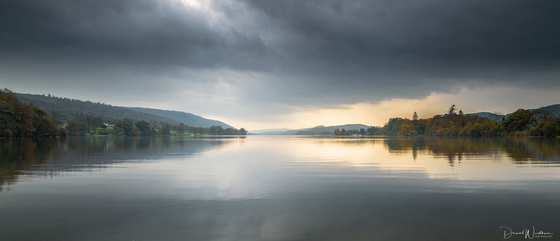 Calm at Coniston